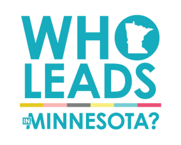 Who leads in MN? logo