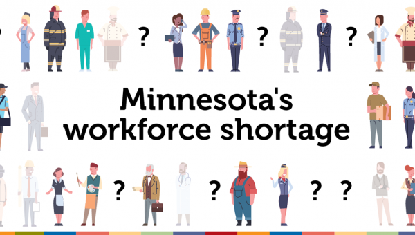 Minnesota's workforce shortage
