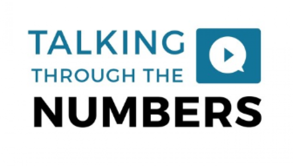 Talking through the Numbers logo